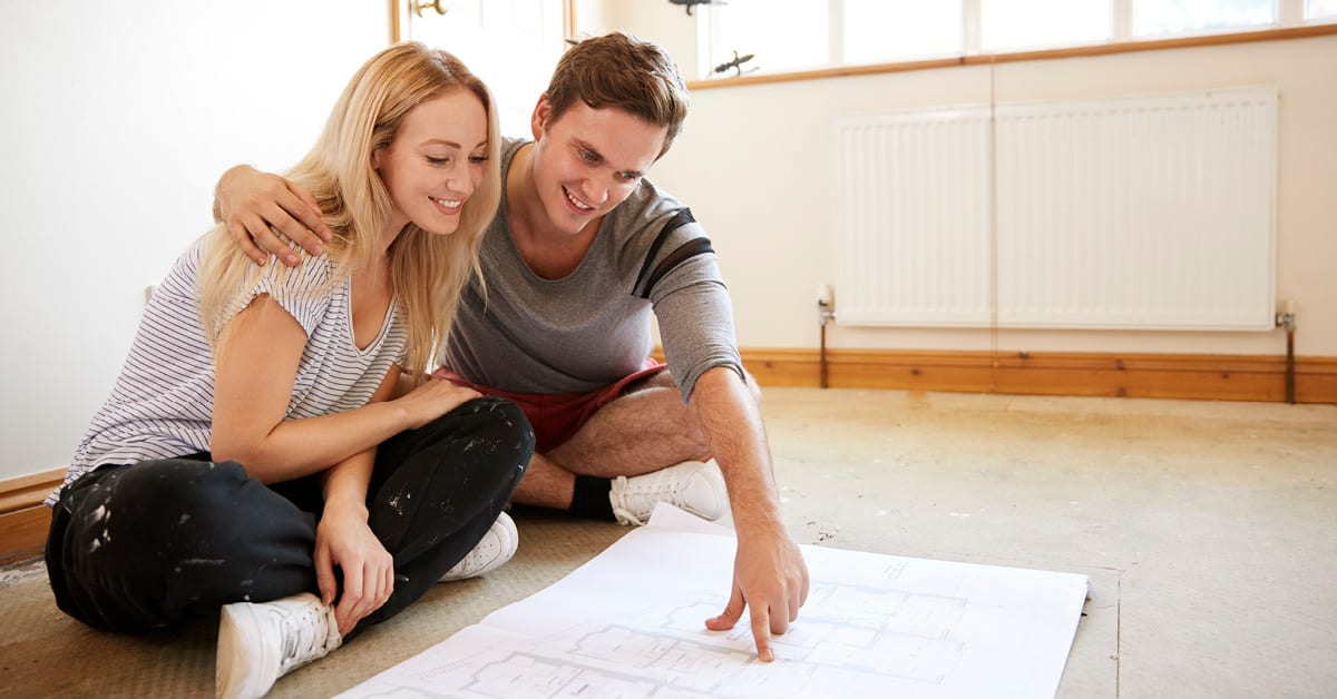 First Home Buyers Reap the Benefits of the new HomeBuilder Grant